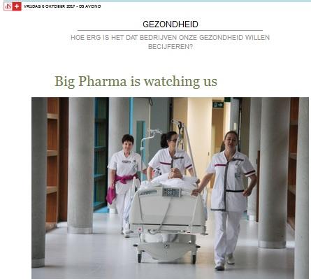 Gezondheidsdata handelswaar ter verbetering van ziekenhuisefficiency?